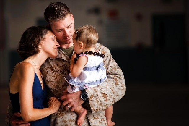 Survey says we need civilians to rally around our military families