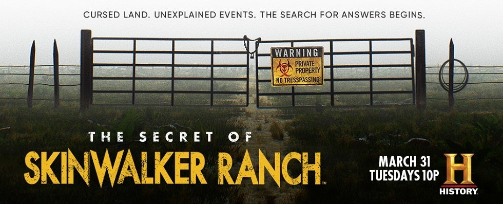 Interview with HISTORY's Travis Taylor: The Secret of Skinwalker Ranch
