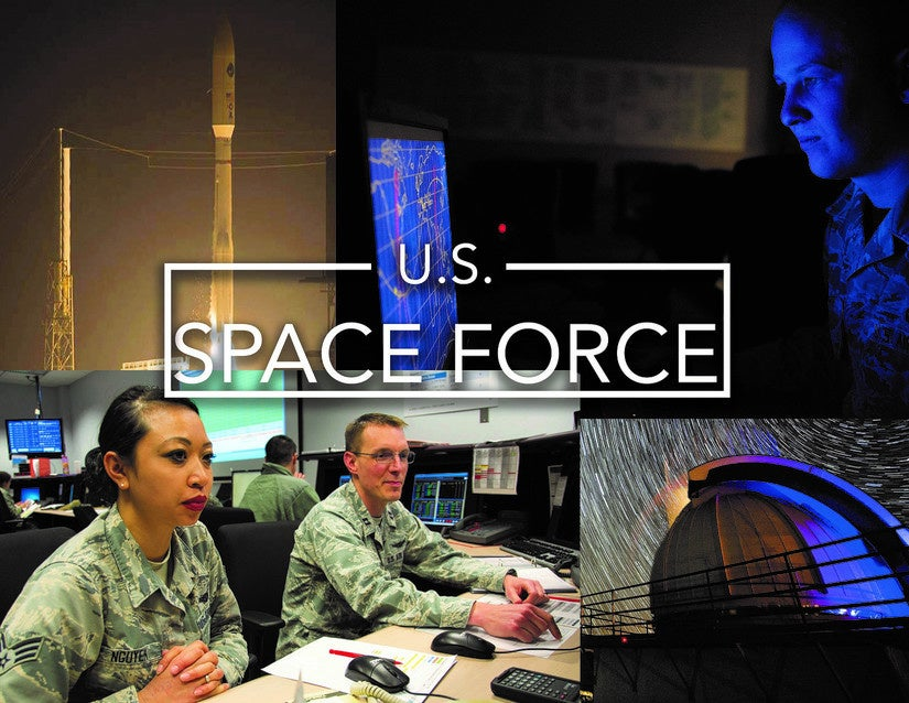 Air Force personnel: Here's how you can join the Space Force