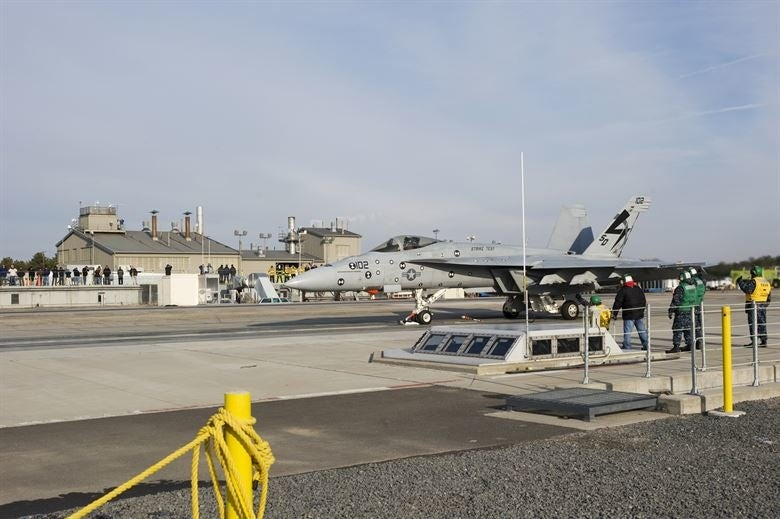 Navy carrier Ford's high-tech EMALS Catapult System breaks during sea trials