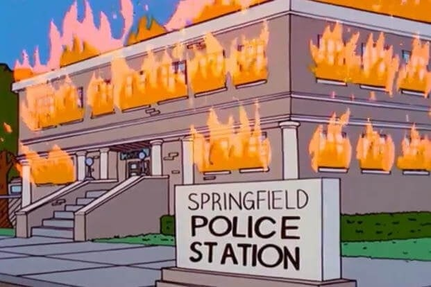 The Simpsons might have already predicted the events of 2020