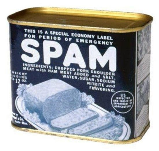 How American GIs brought Spam to the world