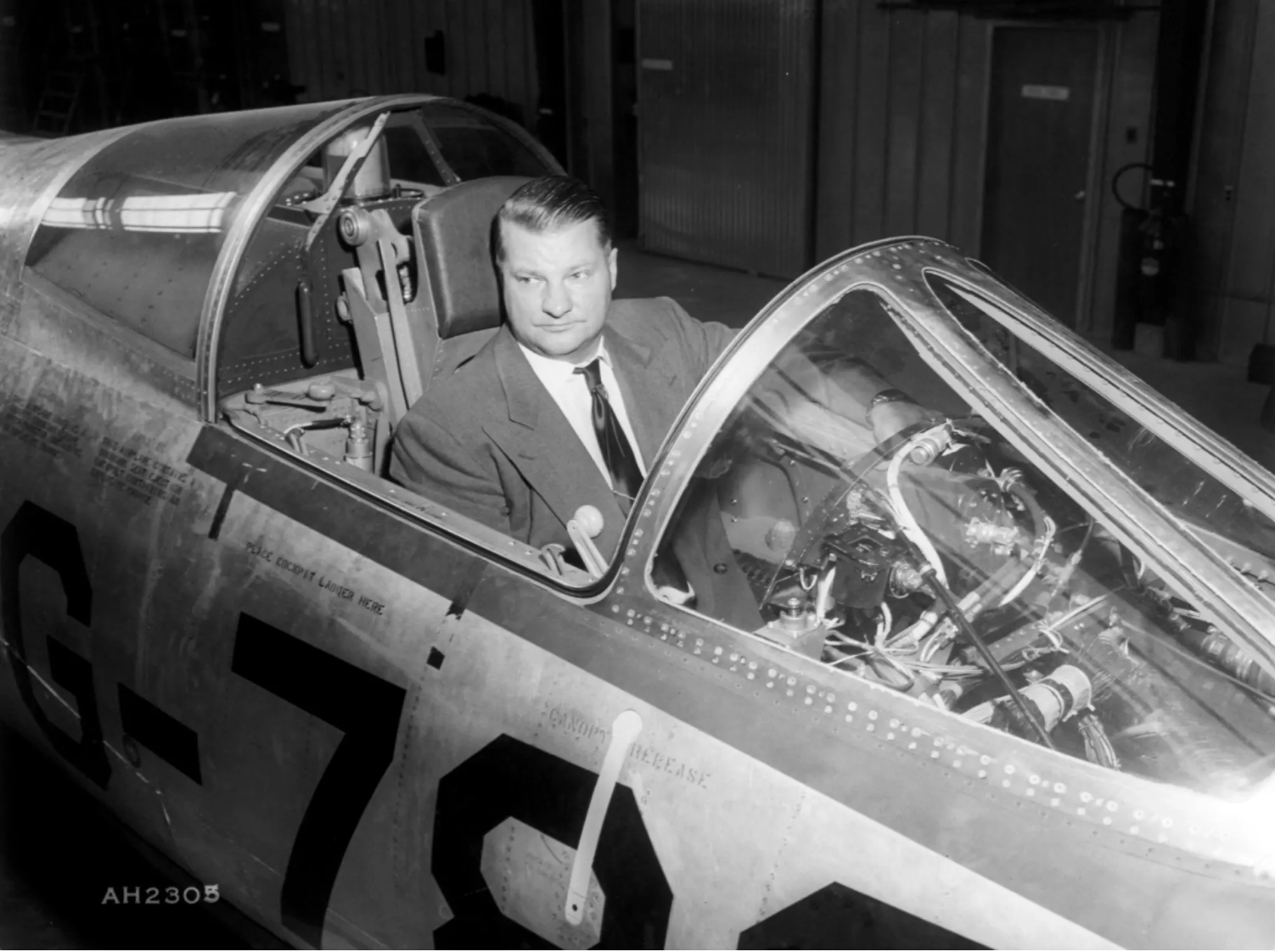 Kelly Johnson: the man who designed the future of military aviation