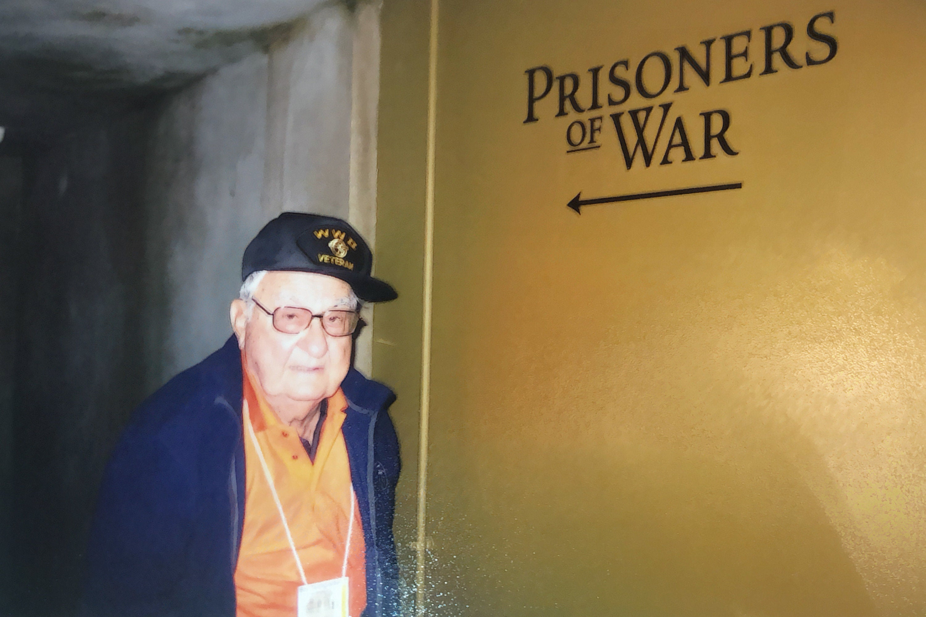 Veteran who spent 421 days as a prisoner of war turns 100