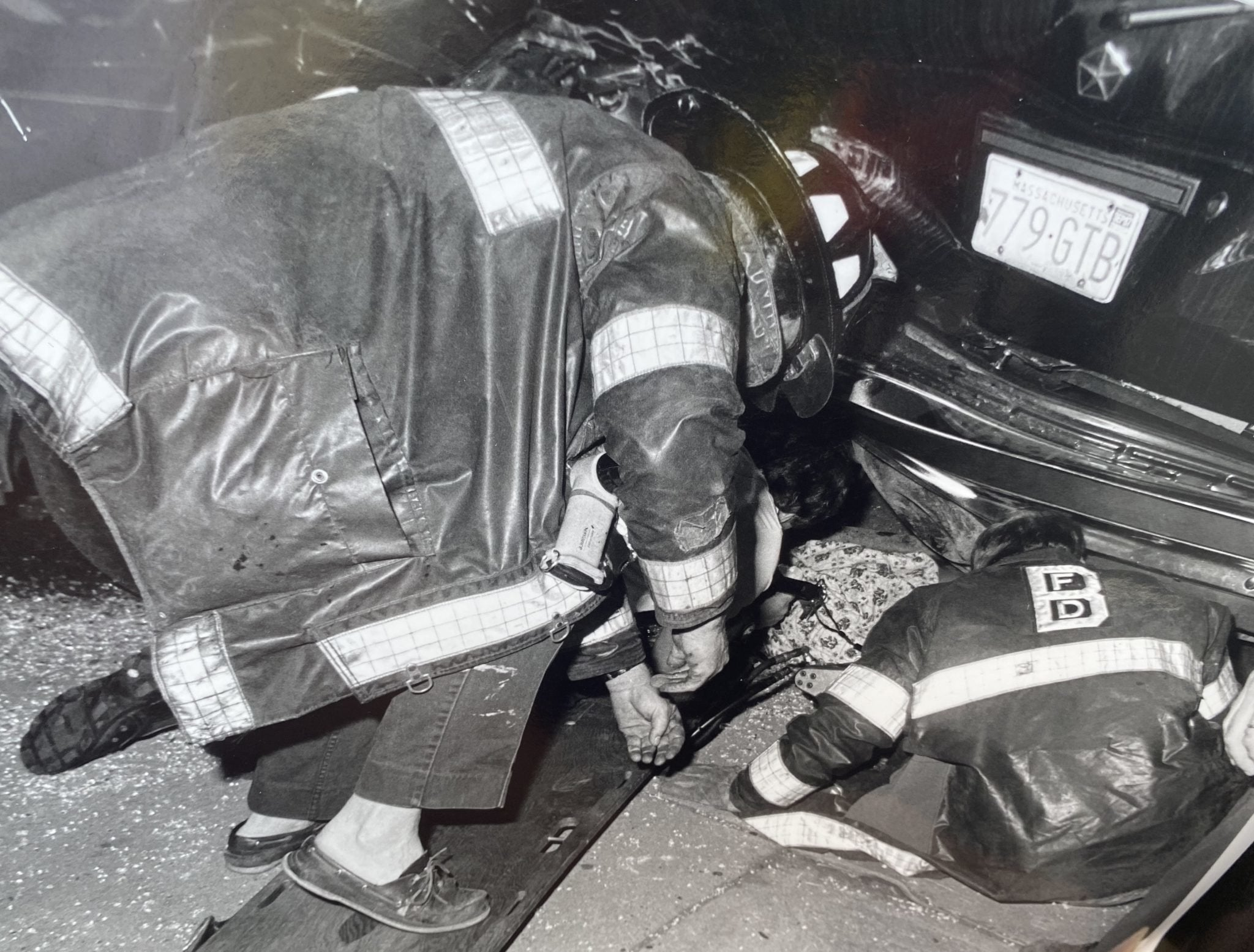 The legend of Ed Loder: Boston Fire Department's most decorated firefighter